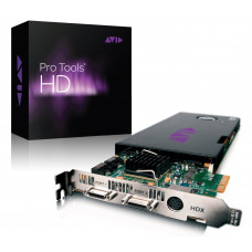 AVID HD/TDM System to HDX Core with Pro Tools | HD Software
